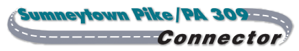 Sumneytown-Pike-PA-309-Connector-Logo